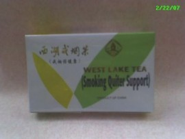Quit Smoking Tea (West Lake Tea)