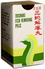 Trisnake Itch-Removing - 36 Pills