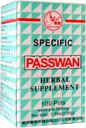 Passwan (Pai Si Wan)- 60 Pills