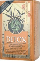 Detox Tea - Triple Leaf Brand