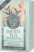 White Peony Tea - Triple Leaf Brand